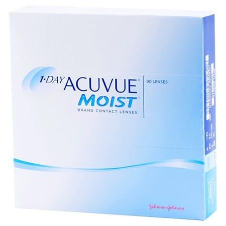 Acuvue Moist Dailies 90 pack