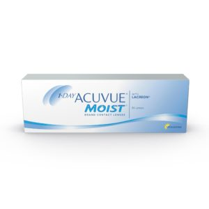 Acuvue Moist Dailies 30 pack