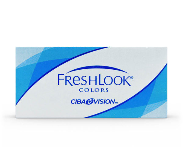 Freshlook colours Monthly 2 pack