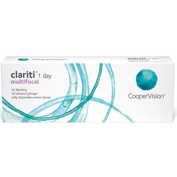 Clariti 1-Day Multifocal 30 pack