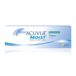 Acuvue Moist Dailies Multifocal 30 pack