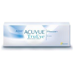 Acuvue Tru-Eye Dailies 30 pack