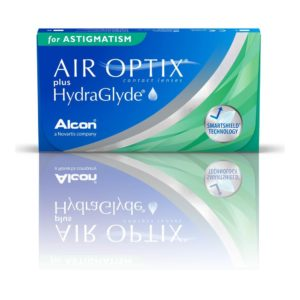 Air Optix for Astigmatism Monthly 6 pack