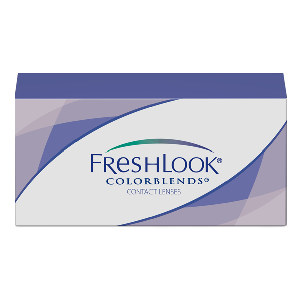 Freshlook colour blends Monthly 2 pack