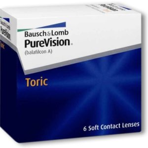 Purevision Toric Monthly 6 pack