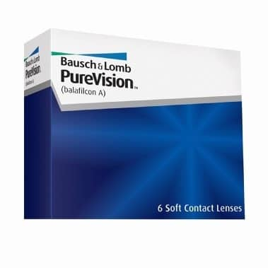 Purevision Monthly 6 pack