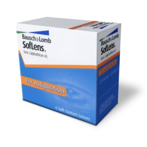 Soflens 66 Toric Monthly 6 pack
