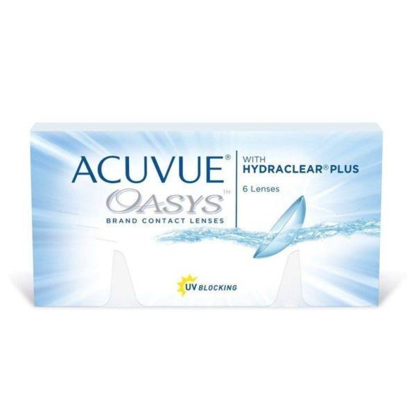 Acuvue Oasys 2-weekly 6 pack