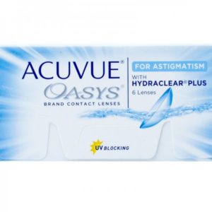 Acuvue Oasys for Astigmatism 2-weekly 6 pack