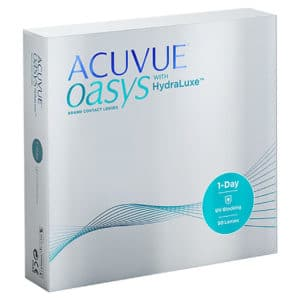 Acuvue Oasys Hydralux Dailies 90 pack