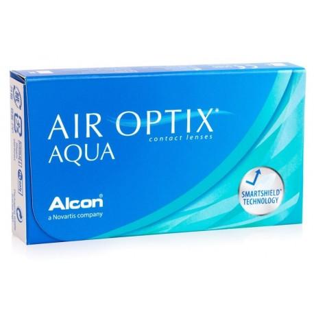 Air Optix Aqua Monthly 6 pack