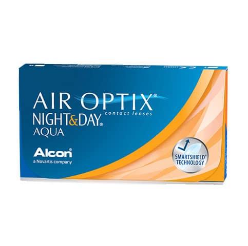 Air Optix Nite n Day Monthly 6 pack