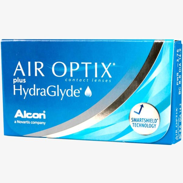 Air Optix Hydraglyde Monthly 6 pack