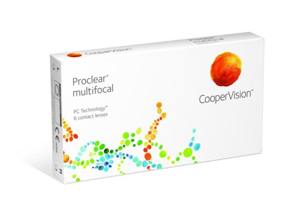 Proclear Multifocals Monthly 6 pack