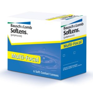 Soflens Multifocal Monthly 6 pack
