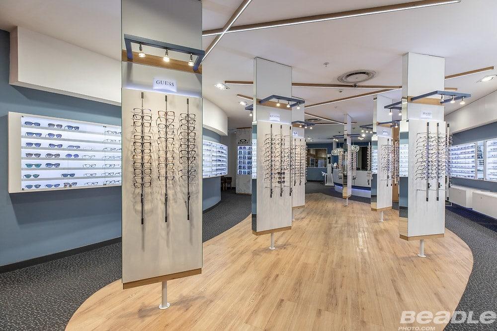 EyeQ optometrist Cavendish